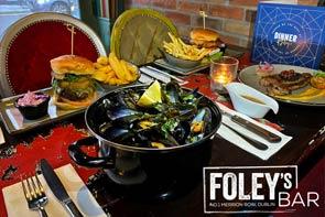 Kitchen @ Foley's